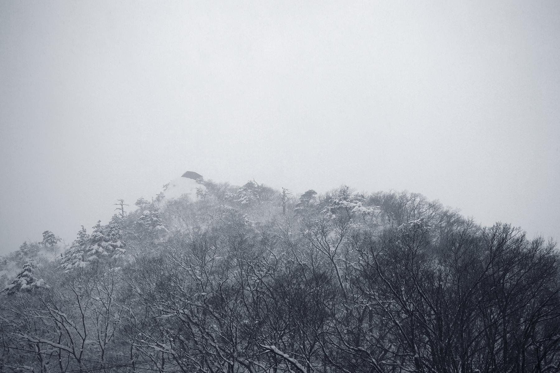 冬-3雪山